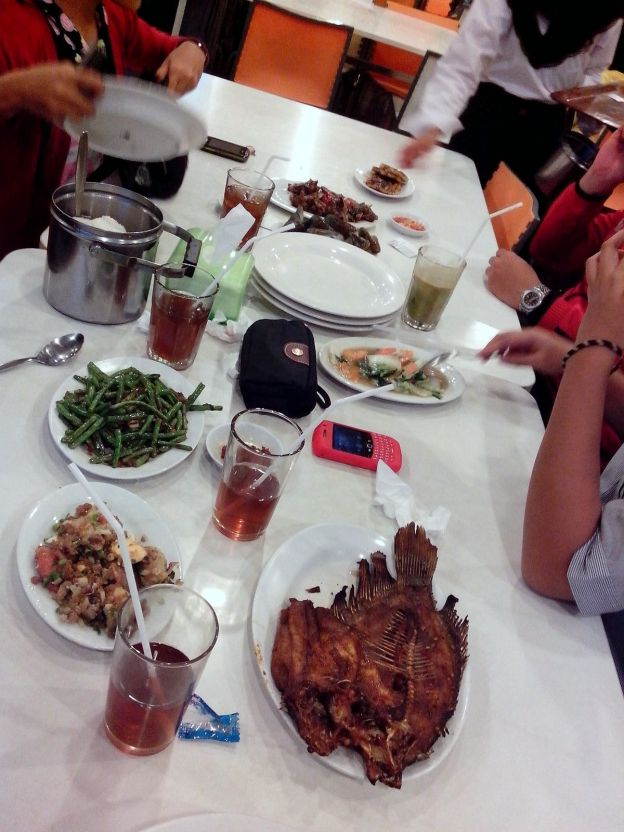 Makanannya